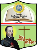 logo Colegio San Roque González de Santa Cruz