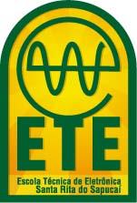 logo Escola Técnica de Eletrônica Santa Rita do Sapucaí – ETE