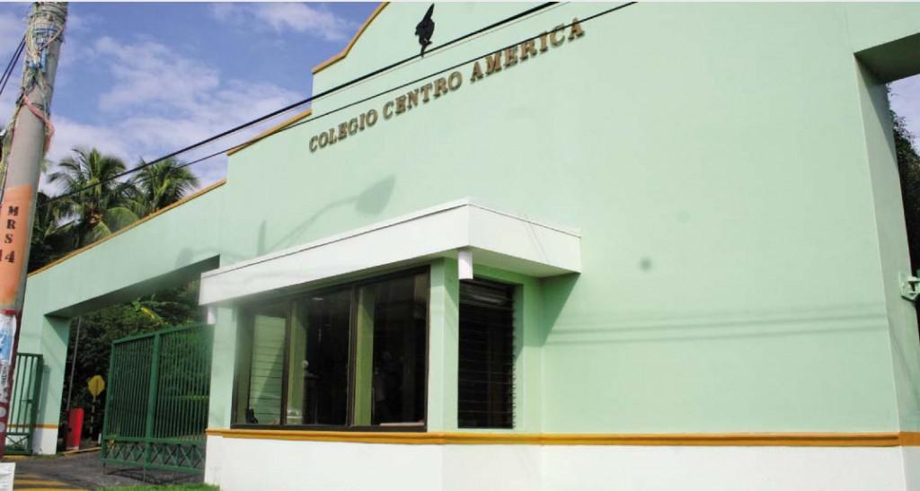Colegio Centro América