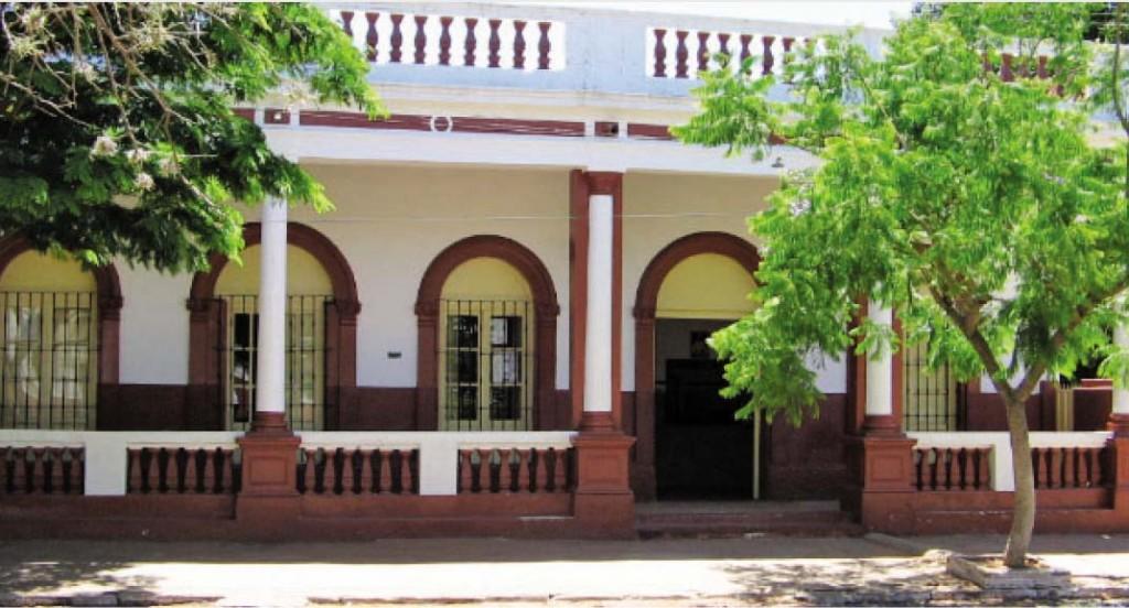 Colegio San Roque González de Santa Cruz