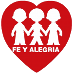 fe y alegra logo
