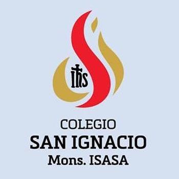 logo Colegio San Ignacio – Mons. Isasa