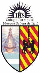 logo Colegio Parroquial y Escuela Secundaria Nuestra Señora de Itatí