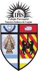 logo Colegio Parroquial Nuestra Señora de Luján