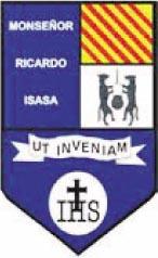 logo Colegio Monseñor Ricardo Isasa
