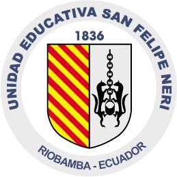 logo Unidad Educativa San Felipe Neri