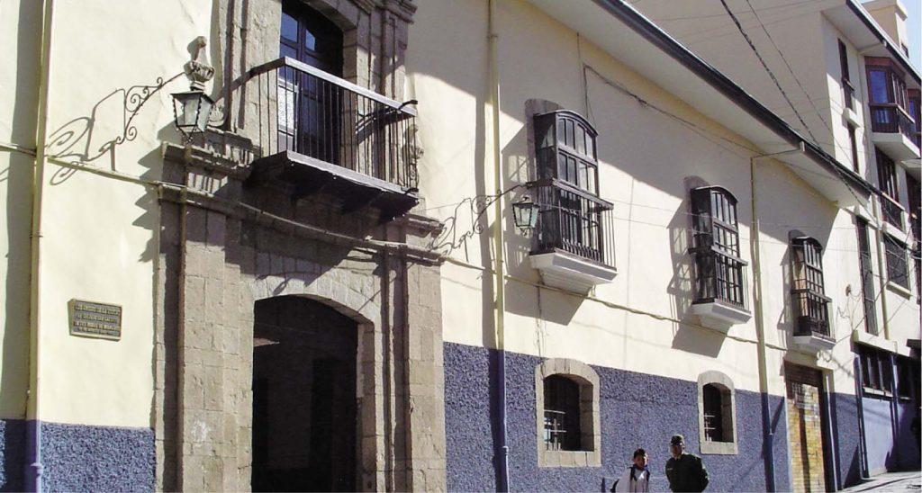 Colegio San Calixto