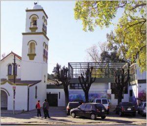 foto Colegio Parroquial Santa María del Trujui