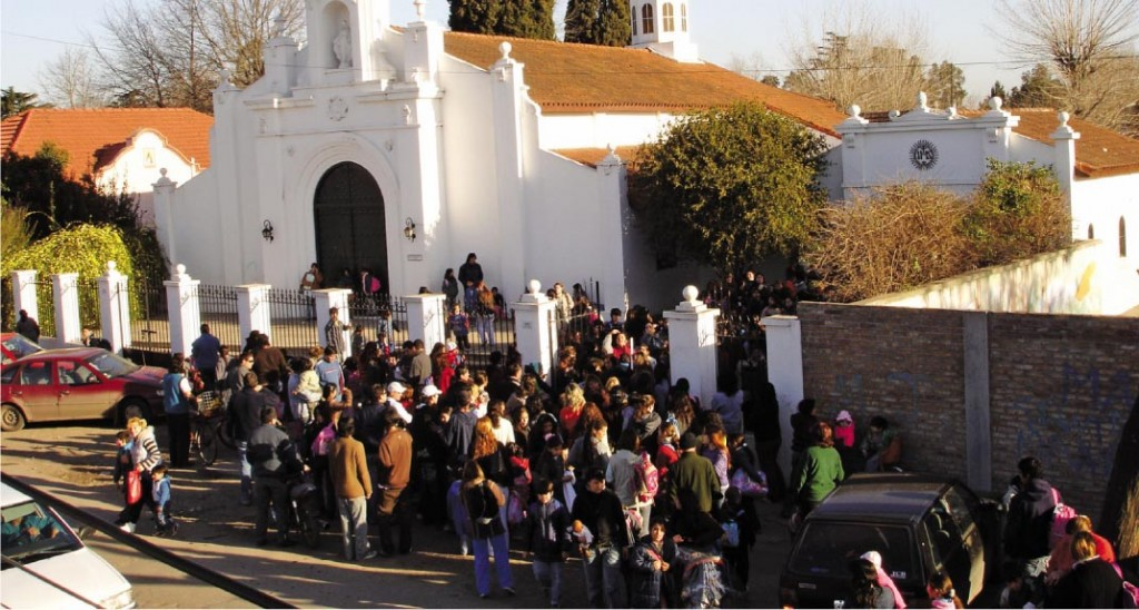 Instituto Parroquial de Nuestra Señora de la Asunción