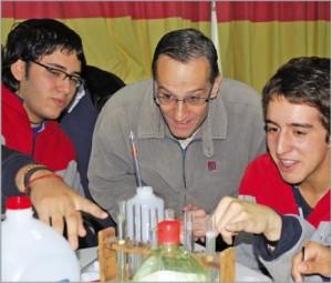 foto Colegio San Ignacio Alonso Ovalle