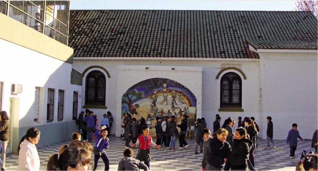 Colegio Parroquial Santa María del Trujui