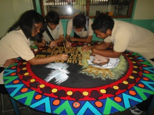 foto Encuentros de Oración y Reflexión – Colegio Gonzaga