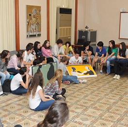 foto Encontrar Deus no diálogo Inter-religioso – Colégio Santo Inácio