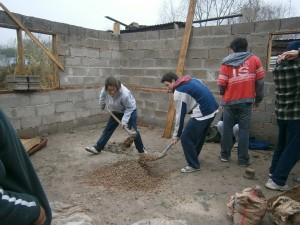 foto Voluntariado de la Red Juvenil Ignaciana – Colegio Seminario