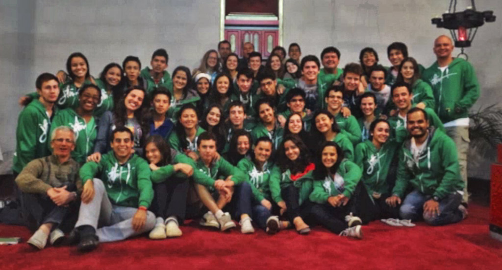 Curso -Taller de Liderazgo Ignaciano – Colegio San Bartolomé la Merced
