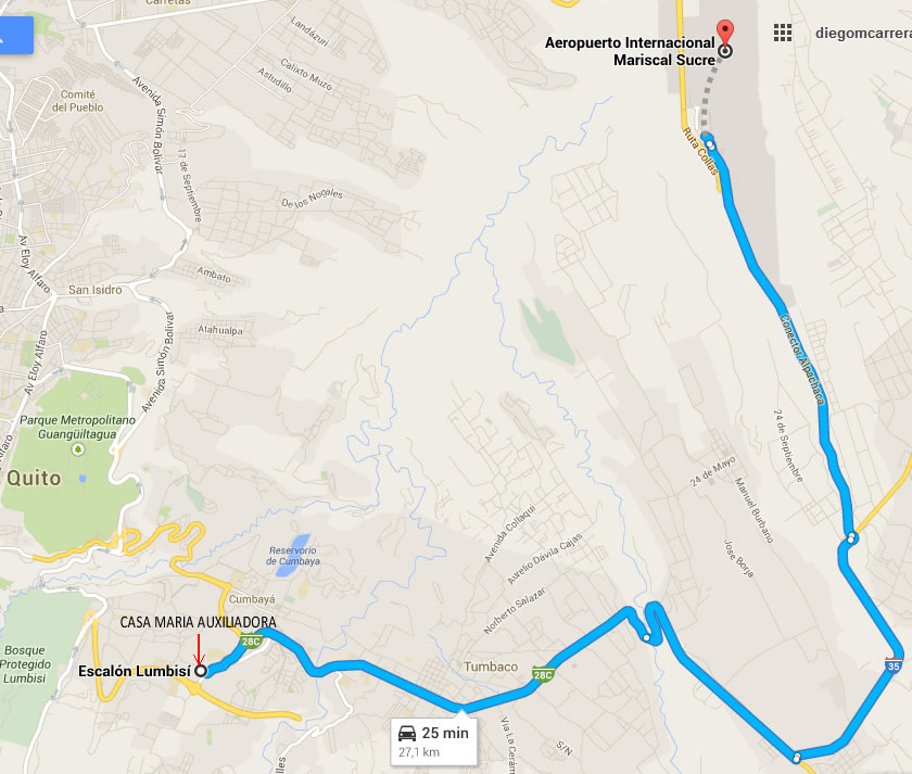 Mapa_Desde_aeropuerto_MariaAux