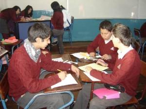 foto Gestos y miradas: Encuentro de literatura, artes escénicas y audiovisuales – Colegio San Calixto