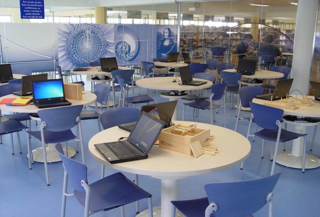 Laboratorio de Matemática como Servicio de Biblioteca Escolar – Colégio Anchieta