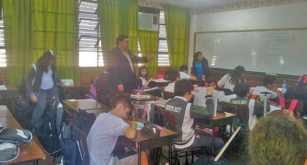 Programa de Educación Inclusiva – Colegio Cristo Rey
