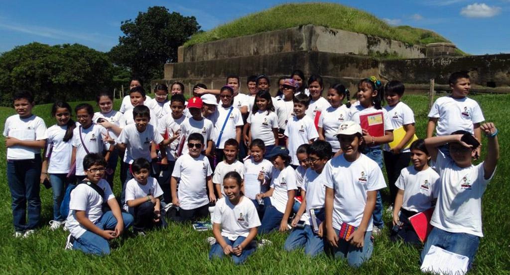 Viaje de Campo a Sitios Arqueológicos Salvadoreños – Colegio Externado de San José