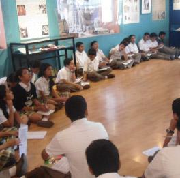 foto Conflicto armado salvadoreño – Colegio Externado de San José