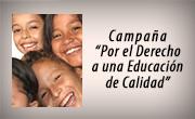 Conoce la campaña impulsada por los colegios de Venezuela