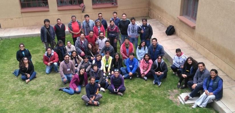 43 participantes
