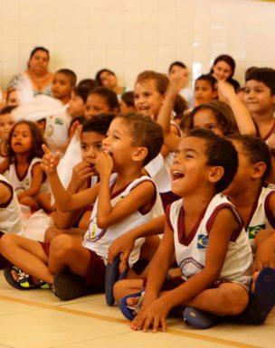 foto Escola Pedro Arrupe