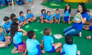 foto Escola Nhá chica