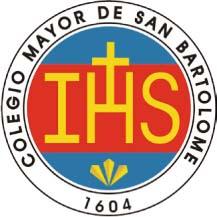logo Colegio Mayor de San Bartolomé