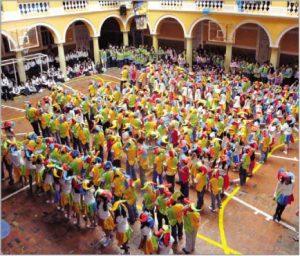 foto Colegio Mayor de San Bartolomé