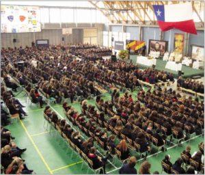 foto Colegios Padre Hurtado y Juanita de los Andes