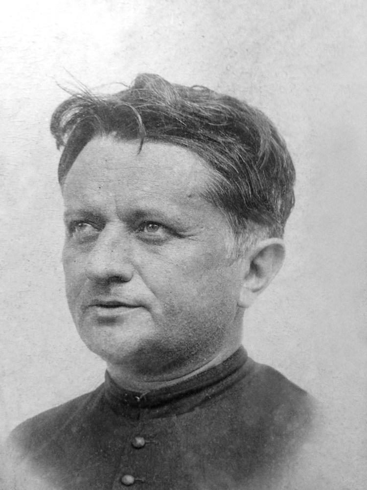 Padre Luiz Yabar, que atuou no Colégio Anchieta no início do século XX
